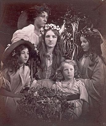 《五月祭》1866年
